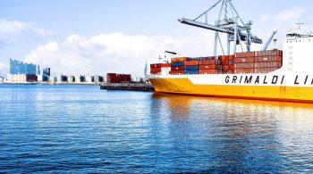 Transporte carga maritima